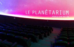 planetarium vaulx en velin