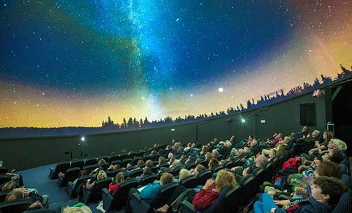salle planetarium de Vaulx